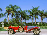 1912 Rolls Royce Silver Ghost Photographic Print
