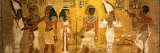 King Tut Tomb Wall, Egypt Photographic Print by Kenneth Garrett