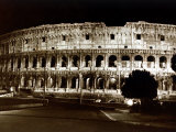 Roman Coliseum, June 1962 Photographie