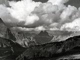 Dolomites Cortina St. Moritz Italy Fotografisk trykk