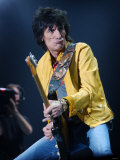 The Rolling Stones Concert in Glasgow Photographic Print