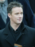 Singer Russell Watson at George Best Memorial Service, Manchester Cathedral Photographie