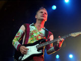 Sting in Concert at Cardiff Castle, July 2001 Photographie