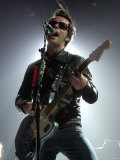 Kelly Jones of the Stereophonics at Cardiff International Arena - 24th Sept 2005 Lámina fotográfica