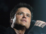 Donny Osmond in Concert at the NEC, Birmingham, 2005 Photographie