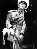 Elton John in Concert at the Odeon, Birmingham, 22nd November 1982 Photographic Print