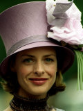 Trinny Woodall, Fashion Expert at Royal Ascot, June 2000 Photographic Print