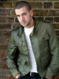 Singer Shayne Ward Winner of the X Factor, June 2006 Fotodruck