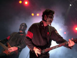 Slipknot in Concert at the NEC, Birmingham Fotografie-Druck