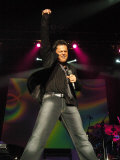 Donny Osmond in Concert at the NEC, Birmingham, 2005 Photographic Print