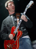 Noel Gallagher Live on Stage at the Coachella Music Festival in Palm Springs California Photographic Print
