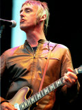 Paul Weller August 2000 on Stage Performing at the Gig on the Green at Glasgow Green Photographic Print