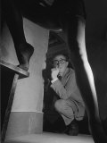 Woody Allen 1964 Fotoprint