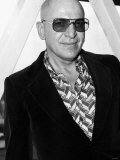Telly Savalas Greek Actor 1975 Photographic Print