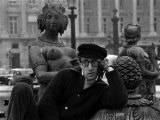 Woody Allen 1964 Photographie