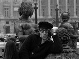 Woody Allen 1964 Fotografická reprodukce