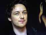Actor James Mcavoy at the Bafta Orange Rising Star Awards Photographic Print