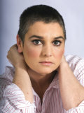 Sinead O'Connor Photographed May 2007 Photographic Print