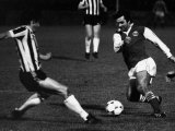 George Best 1979 Hibernian First Game Hibs Against St Mirren Photographic Print