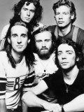 Genesis Pop Group, October 1976 Photographic Print