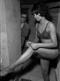 Woody Allen in Paris, 1964 - Fotografik Baskı