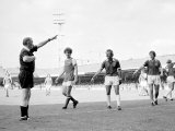 English Football League Division One Match Leicester City vs Arsenal Photographic Print