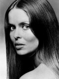 Actress and James Bond Girl Barbara Bach, 1976 Photographie