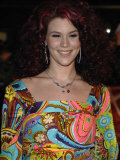 Joss Stone Arrives at the Brit Awards 2007 Fotografisk tryk