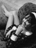 Actress Wendy Padbury Played Doctor Who Companion Zoe Herriot, 1968 Photographic Print