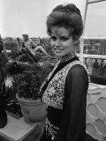 Actress Raquel Welch, 1969 Fotografie-Druck