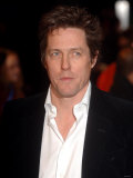 "Hugh Grant Arrives at the Film Premiere of ""Music and Lyrics"" at the Odeon, Leicester Square Photographic Print"