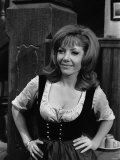 1968 Film Where Eagles Dare: Ingrid Pitt Photographic Print