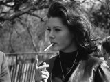 The Avengers Television Program 1965 Diana Rigg Fotodruck