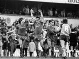 Liverpool 2 V. Southampton 0. F a Cup. April 1986 Photographic Print