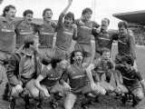 Chelsea 0 V. Liverpool 1. Division One Football May 1986 Fotografisk trykk