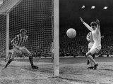 Leed Utd. vs Stoke City Photographic Print
