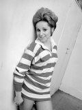"22 Year Old Actress Alison Frazer Who Will Appear in ""Dixon of Dock Green"" November 1969 Photographic Print"