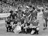 FA Community Shield, Liverpool vs. West Ham United (1-0), August 1980 Photographic Print