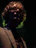 Jarvis Cocker Former Lead Singer of Pulp Performing at the V Festival at Hylands Park in Chelmsford Photographic Print
