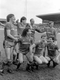 Chelsea 0 V. Liverpool 1. Division One Football May 1986 Fotografie-Druck