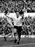 Tottenham Hotspurs. Osvaldo Ardiles Scores. October 1981 Photographic Print