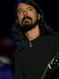 Dave Grohl of US Rock Band Foo Fighters Performs on the Main Stage at V Festival in Hylands Park Valokuvavedos