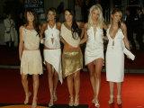 Brit Awards 2005 Girls Aloud Fotografisk tryk