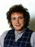 David Essex Singer Pictured in London Fotografie-Druck