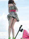 Sophie Ellis Bextor at the T4 Party on the Beach, Weston Supermare Fotodruck