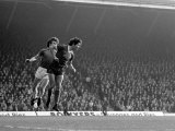 Liverpool 1 V. Leicester City 2. Division One Football. January 1981 Photographie