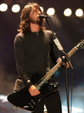 Dave Grohl of US Rock Band Foo Fighters Performs on the Main Stage at V Festival in Hylands Park Photographie