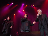 Once in a Lifetime Rewind Tour at Metro Radio Arena, 11 April 2007 - the Osmonds Photographic Print