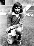 George Best Manchester United Footballer 1972 Photographic Print