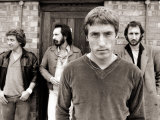 The Who - August 1979 Roger Daltrey, Kenny Jones, John Entwhistle, Pete Townsend Lámina fotográfica